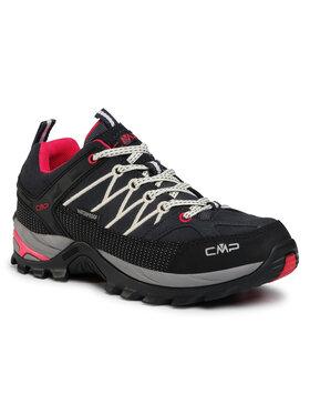 CMP CMP Туристически Rigel Low Wmn Trekking Shoes Wp 3Q13246 Черен