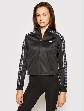 Kappa Kappa Sweatshirt Hasina 308008 Schwarz Regular Fit