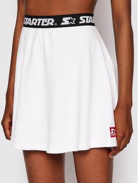 Starter Starter Mini sukně SDG-015-BD Bílá Regular Fit