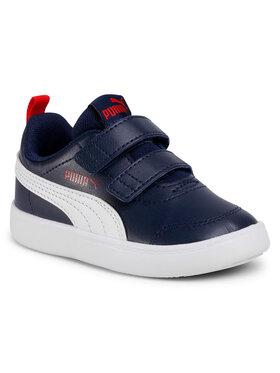 Puma Puma Sneakers Courtflex V2 V Inf 37154401 Bleumarin