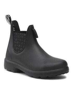 Pollini Pollini Guminiai batai SA21133G1DX10000 Juoda