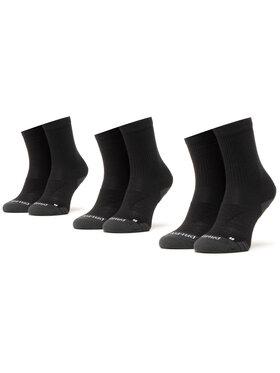 NIKE NIKE Комплект 3 чифта дълги чорапи мъжки SX5547-010 Черен