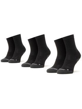 Nike Nike Set de 3 perechi de șosete medii unisex SX5547-010 Negru