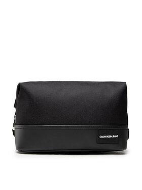 Calvin Klein Jeans Calvin Klein Jeans Kosmetyczka Industrial Nylon Washbag K50K507236 Czarny
