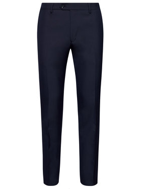 Oscar Jacobson Oscar Jacobson Pantalon de costume Diego 5115 8515 Bleu marine Regular Fit