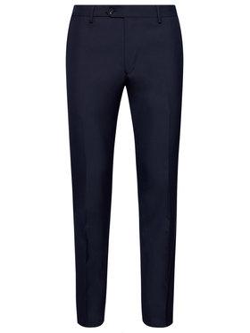 Oscar Jacobson Oscar Jacobson Spodnie garniturowe Diego 5115 8515 Granatowy Regular Fit