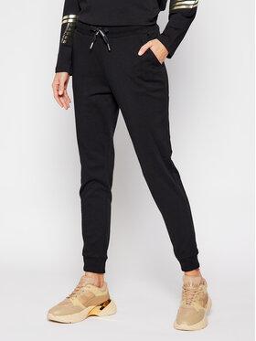Armani Exchange Armani Exchange Teplákové kalhoty 3KYP71 YJ2HZ 1200 Černá Regular Fit