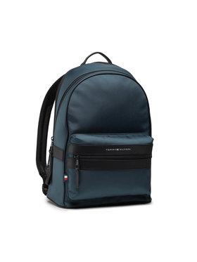Tommy Hilfiger Tommy Hilfiger Hátizsák Elevated Nylon Backpack AM0AM07585 Kék