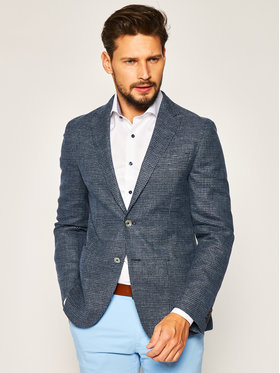 Boss Boss Blazer Nold2 50426994 Bleu Slim Fit