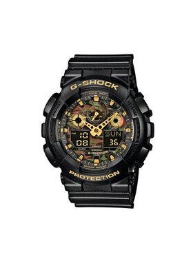 G-Shock G-Shock Часовник GA-100CF-1A9ER Черен
