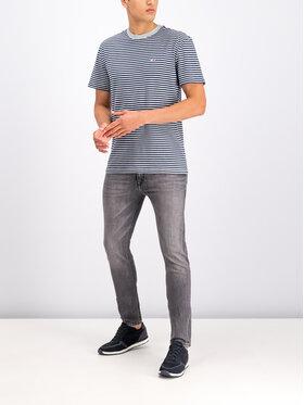 Tommy Jeans Tommy Jeans T-Shirt Tjm Tommy Classics DM0DM05515 Šedá Regular Fit