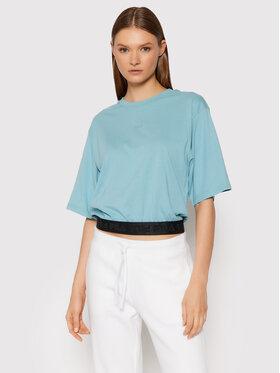 Fila Fila T-Shirt Danna 689000 Niebieski Relaxed Fit