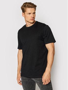Only & Sons Only & Sons T-Shirt Millenium Life 22020074 Černá Regular Fit