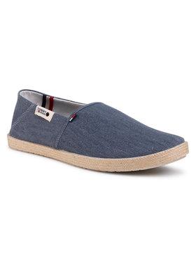 Tommy Jeans Tommy Jeans Espadrile Summer Jean Shoe EM0EM00524 Bleumarin