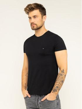 Tommy Hilfiger Tommy Hilfiger T-Shirt 867896625 Μαύρο Slim Fit