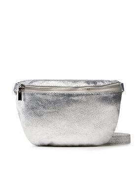 Creole Creole Ledvinka K10908 Stříbrná