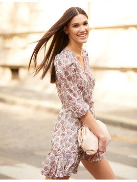Morgan Morgan Повсякденна сукня 212-ROMA.F Кольоровий Regular Fit