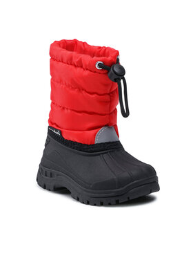 Playshoes Playshoes Bottes de neige 193005 Rouge