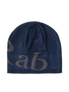 Rab Rab Kepurė Logo Beanie QAA-09-DI-U Tamsiai mėlyna