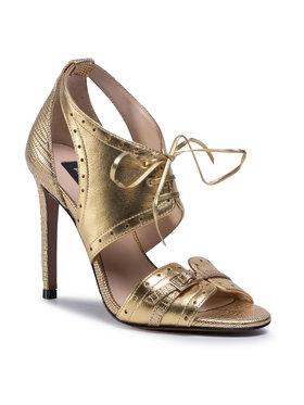 Pinko Pinko Sandale Francine 1 Sandalo AI 20-21 PBKSH 1P21TT Y6LP Auriu