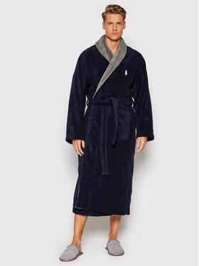 Polo Ralph Lauren Polo Ralph Lauren Chalatas 714854533001 Tamsiai mėlyna