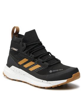 adidas adidas Παπούτσια Terrex Free Hiker Gtx GORE-TEX FZ2507 Μαύρο