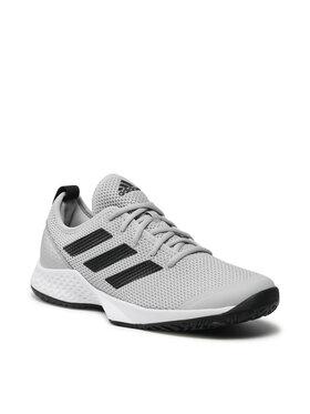 adidas adidas Обувки Court Control M H00939 Сив