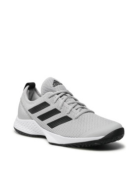 adidas adidas Topánky Court Control M H00939 Sivá
