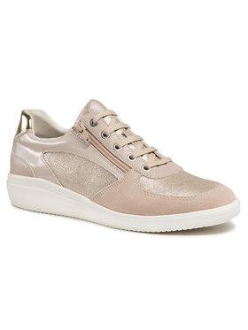Geox Geox Sneakersy D Tahina A D04BDA 0PV22 C0208 Beżowy