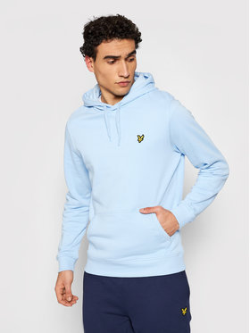Lyle & Scott Lyle & Scott Sweatshirt Pullover ML416VTR Bleu Regular Fit