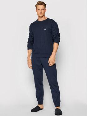 Emporio Armani Underwear Emporio Armani Underwear Tepláková souprava 111908 1A565 00135 Tmavomodrá Regular Fit