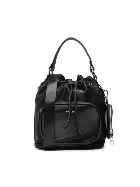 DeeZee DeeZee Дамска чанта EBG13965 Черен