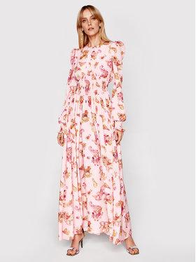 Versace Jeans Couture Versace Jeans Couture Vakarinė suknelė D2HWA456 Rožinė Regular Fit