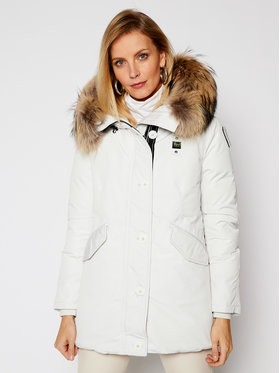 Blauer Blauer Parka Ruth 20WBLDB03375 005844 Bianco Regular Fit