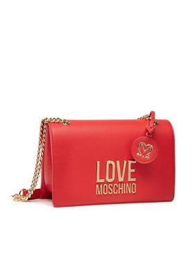 LOVE MOSCHINO LOVE MOSCHINO Rankinė JC4099PP1DLJ050A Raudona