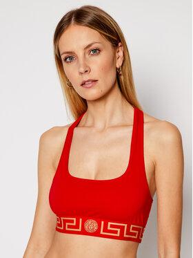 Versace Versace Biustonosz top Donna AUD01039 Czerwony
