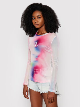 Calvin Klein Jeans Calvin Klein Jeans Блуза Pride J20J217225 Цветен Regular Fit