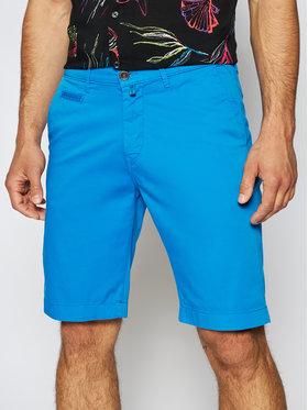 Pierre Cardin Pierre Cardin Szövet rövidnadrág 3465/000/2080 Kék Bermuda Fit