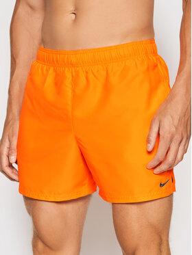 Nike Nike Pantaloncini da bagno Essential NESSA560 Arancione Regular Fit