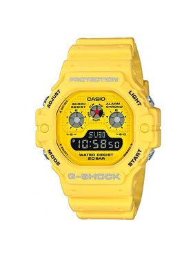 G-Shock G-Shock Ρολόι DW-5900RS-9ER Κίτρινο