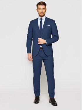 Joop! Joop! Costume 17 JS-Herby-Blayr-STR 30026511 Bleu marine Slim Fit