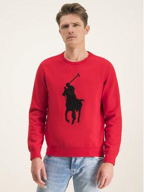 Polo Ralph Lauren Mikina 710766862006 Červená Regular Fit