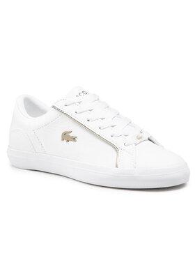 Lacoste Lacoste Sneakersy Lerond 0721 1 Cfa 7-41CFA004721G Biały