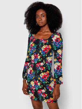 Desigual Desigual Sukienka codzienna Nilo 21WWVW71 Kolorowy Slim Fit