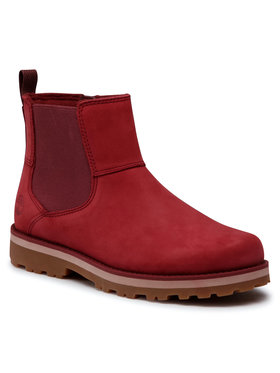 Timberland Timberland Scarponcini Courma Kid Chelsea TB0A2MRRC561 Rosso