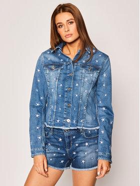 Liu Jo Liu Jo Kurtka jeansowa UA0149 D4475 Niebieski Regular Fit