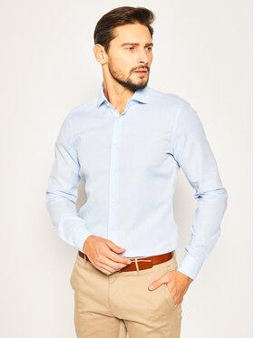 Strellson Strellson Camicia Sereno 30020161 Blu Slim Fit