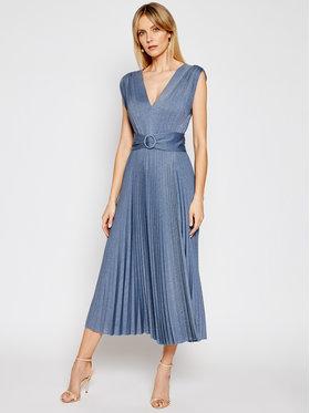 Marella Marella Robe de cocktail Arnica 36210111 Bleu Regular Fit