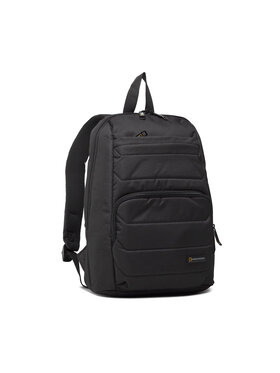 National Geographic National Geographic Plecak Female Backpack N00720 Czarny