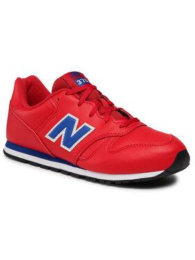 New Balance New Balance Sneakersy YC373ERB Czerwony